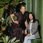 JJ Walsh and Anita Chan